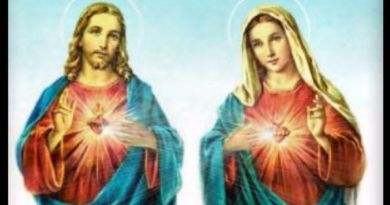 CONSECRATION OF THE FAMILY TO THE SACRED HEARTS OF JESUS AND MARY – Say this prayer today for your protection