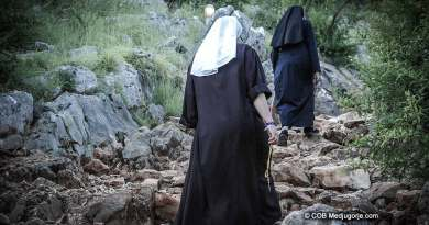Urgent Prayer Need – Many nuns are infected in Čitluk, near Medjugorje after a three day gathering at Monastery- many of them are very old and some are very critical.