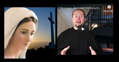 "Powerful new 10 part series  ""Living the Message of Medjugorje"" hosted by BR. DANIEL MARIA KLIMEK, T.O.R. Episode 1…Apparitions in early days at Medjugorje deemed authentic – Our Lady has indeed come to be with her children."