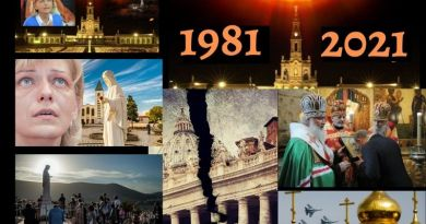 "The Great Prophecy – From Fatima to Medjugorje ""Russia will come to Glorify God, the ""West"" has made modern progress but without God."" The Queen of Peace."