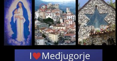 The Little-known Apparition: Our Mother of Consolation confirms Our Lady's birthday is August 5 – The date revealed to the Medjugorje visionaries