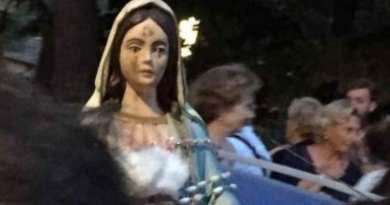 Weeping Statue from Medjugorje .. Italian couple receive warnings and prophecies …