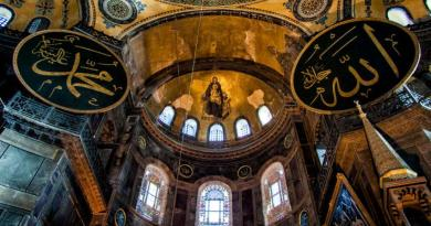 Signs: Russia to Help Syria Build Replica Hagia Sophia Following Turkish Mosque Conversion