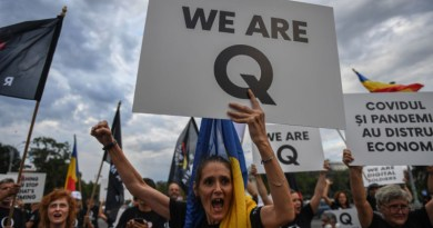 Christian Leaders Warn Followers:  QAnon is a 'political cult,' 'satanic movement'
