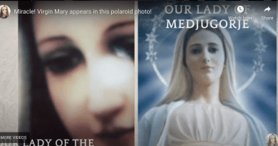 "The Incredible Miracle of Our Lady of the Tear of Joy – Image looks just like Our Lady at Medjugorje… New Message August 20, 2020: ""Just whisper My name My little ones and I embrace you closer to Me, for I am your Heavenly Mother."""