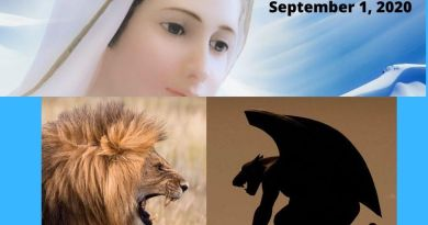 "Our Lady's Daily Pearl from Medjugorje: ""I call you to fill your day with short and ardent prayers""…How to chase Satan away"