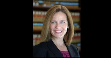 It's Amy !!! Trump will choose Catholic Amy Coney Barrett for Supreme Court