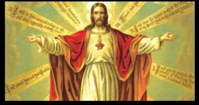 Do you know  the Twelve Promises of Jesus that flow from his Sacred Heart?..Prayer an act of Consecration
