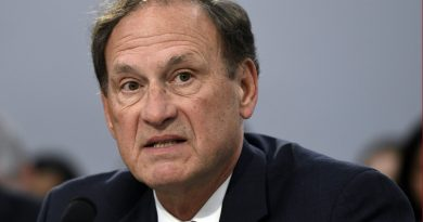 "U.S. Supreme Court Justice Samuel Alito said the COVID-19 pandemic had led to ""previously unimaginable"" curbs on individual liberty – Singles out restrictions on religious events."