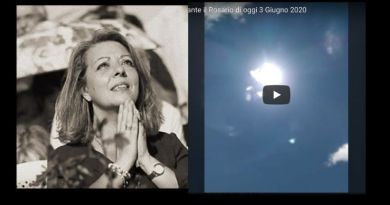 "Will the tribulation begin on Election Day? Visionary Gisella Cardia: ""You are at the beginning of the Apocalypse!…Prepare for the encounter with the ant-Christ."""