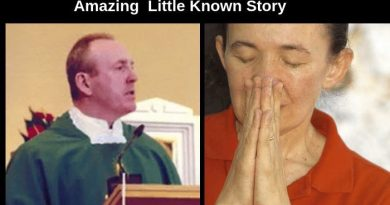 "Priest Claims Vicka ""Bilocates""  – Hears interiorly the voice of the Virgin Mary then Vicka appears."