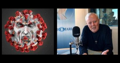 "The director of Radio Maria Fr. Livio (Well known promoter of Medjugorje) ""The Pandemic is a deliberate, Satanic Attack to hit the West .. to create a new world order without God"""