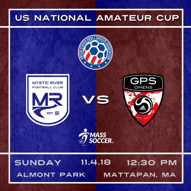 MRFC Amateur Cup Poster 11.4.2018