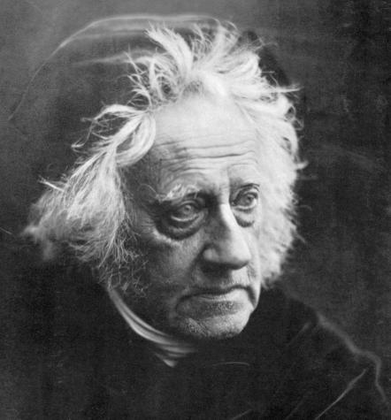 Astronomer John Herschel