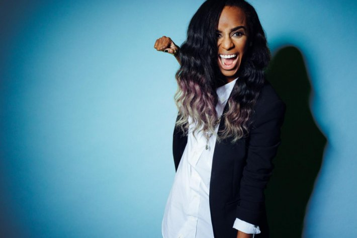 Angel Haze shares new track 39Babe Ruthless39 Mystic Sons
