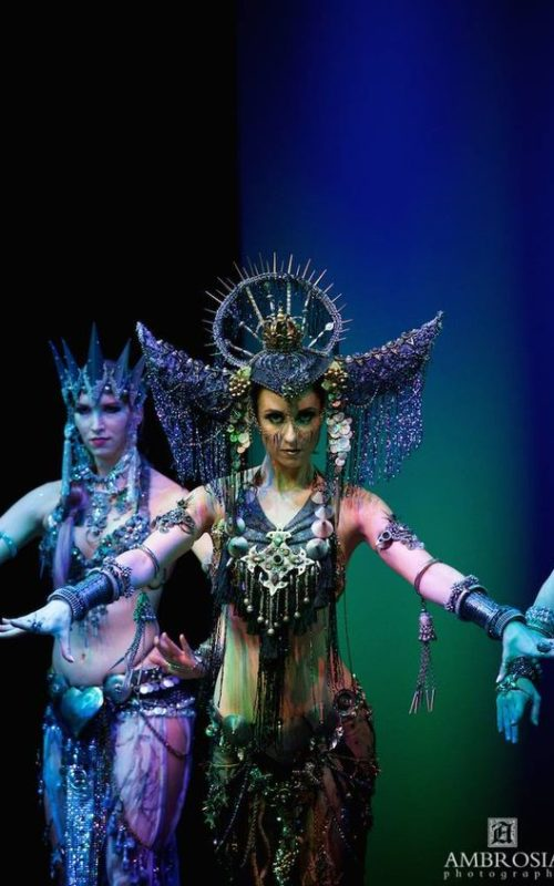 Tant d'inspiration dans le tribal fusion