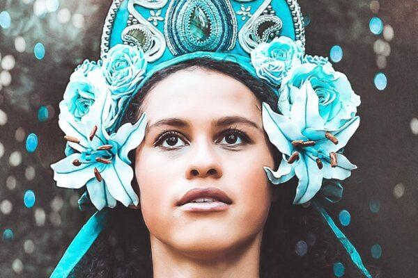 marie Yemanja Vierge Noire
