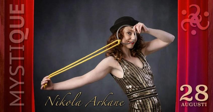 Nikola Arkane