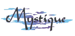 Mystique Salon and Day Spa logo