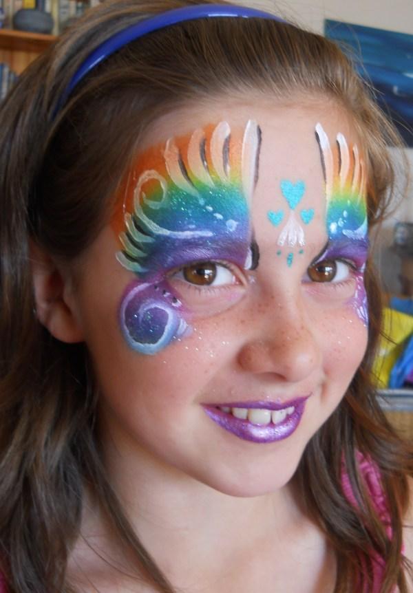 Mystique Face & Body Art Painting Hobart Tasmania