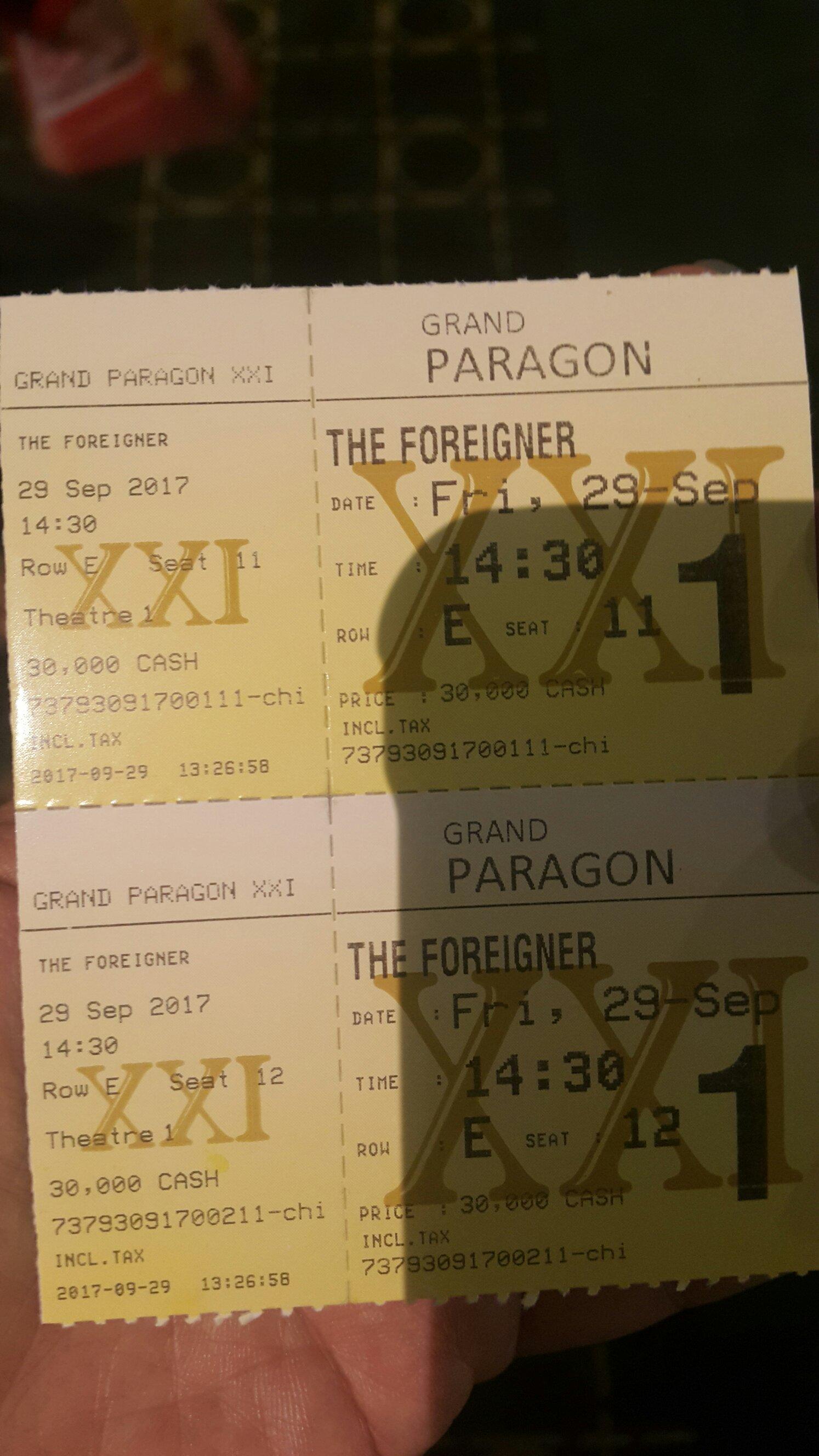 Xxi Grand Paragon : grand, paragon, Grand, Paragon, STORY