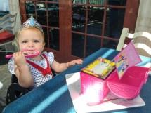 Birthday Cakes at Disneyland