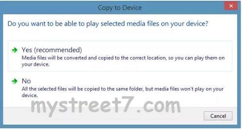 confirmare mesaj copiere locatie potrivita