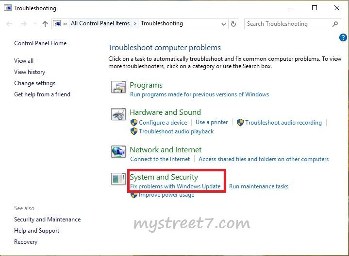 probleme windows update 2