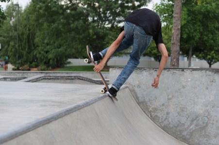 Skateboarding Park-14
