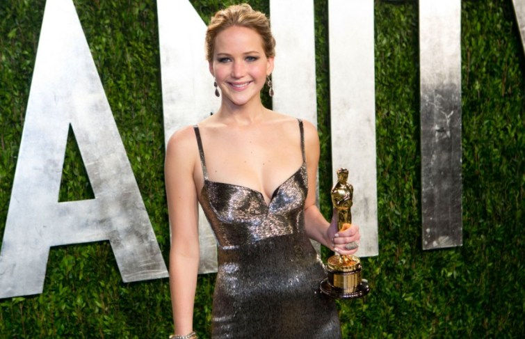 Jennifer Lawrence is highest-paid 2016 Oscar nominee