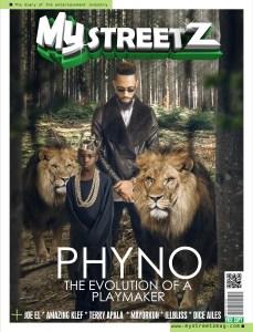 Mystreetz mag 36