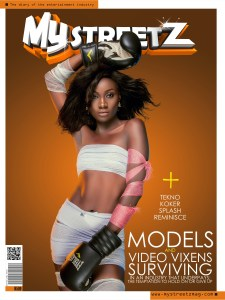 Mystreetz Magazine cover