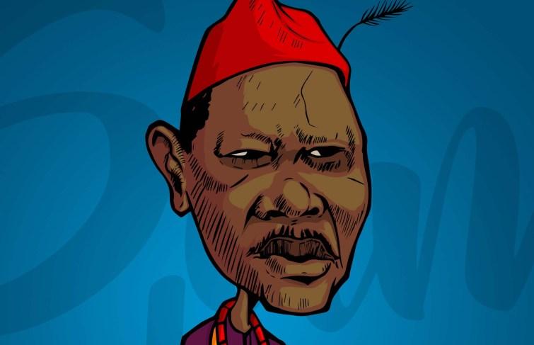 Ayooluwa Nihinlola's Nollywood Legend book is impressive