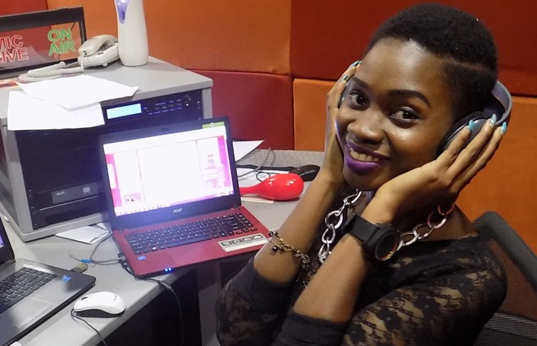 Salute Chidinma – The queen of HitFM Calabar