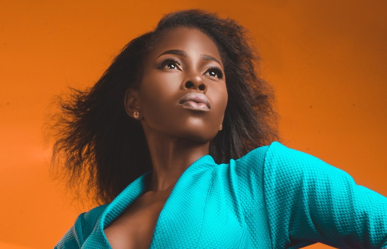 UCHE ADAOBI SEES MODELING AS HER FUTURE