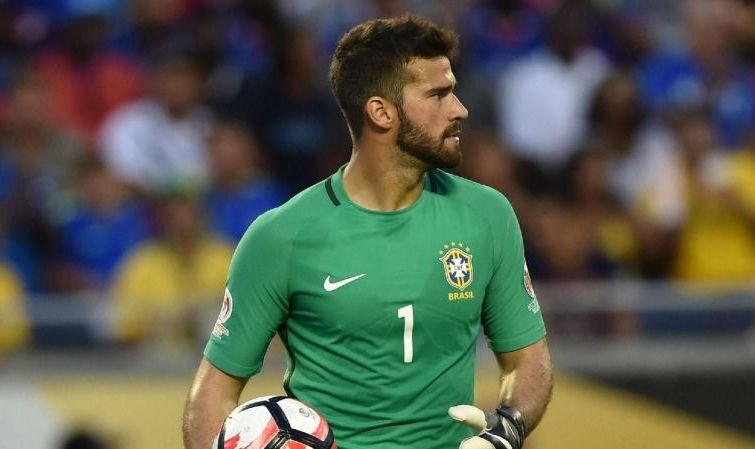 Roma confirm Alisson deal as keeper joins Liverpool for £66m