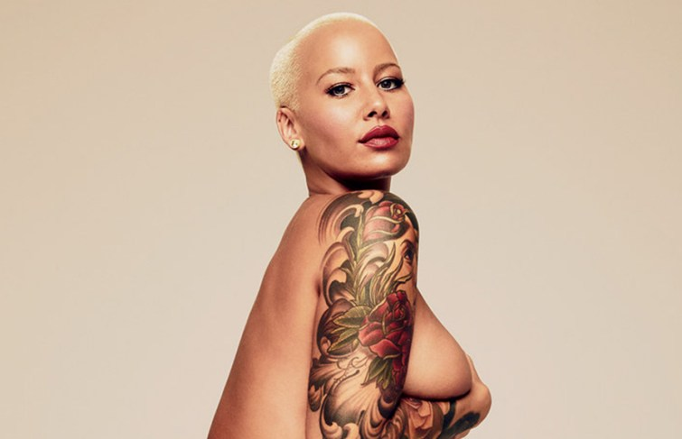 Amber Rose Says Your Mom Is A Hoe – If You have Half-Siblings