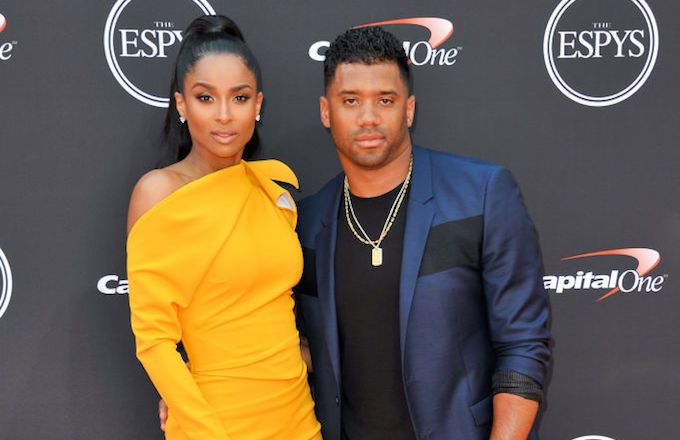 Ciara Claps Back at Slim Thug for doubting her Marriage With Russell Wilson is Real