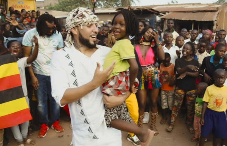 French Montana Donates Royalty Profits to Uganda Maternity Clinic