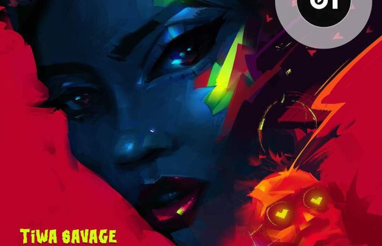 Tiwa Savage features Duncan Mighty in her new song 'Lova Lova'