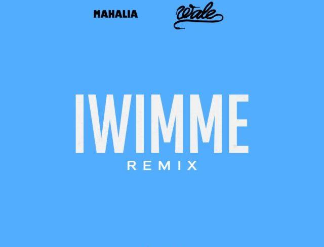 "Wale jumps on Mahalia ""I Wish I Missed My Ex"" Remix"