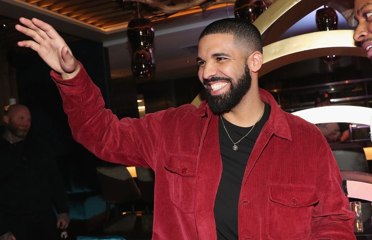 Drake Attains The Number One 'Billboard' Chart Spot For 29 Weeks