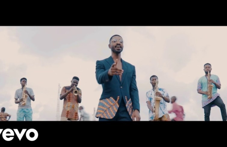 Ric Hassani Releases 'Beautiful to Me' Video