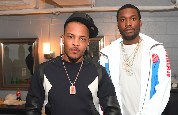 T.I. And Meek Mill Raise In 'Jefe' Music Video
