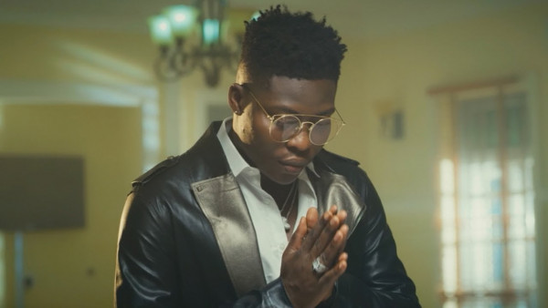 "Reekado Banks Releases Visual For The Single ""Blessings On Me"