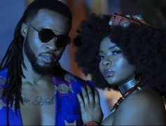 Flavour Drops New Video 'Crazy Love' Featuring Yemi Alade