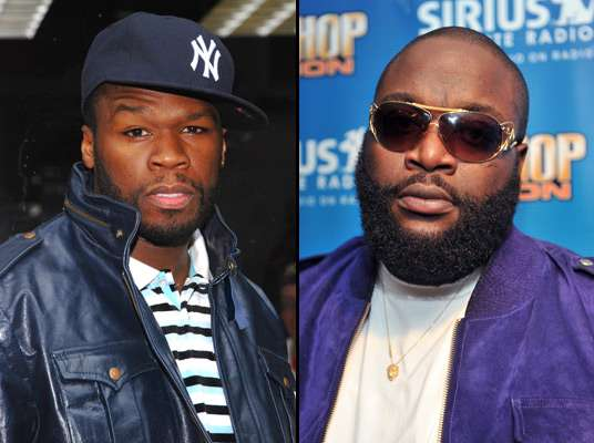 "50 Cent's ""In Da Club"" Lawsuit Against Rick Ross Is Dismissed by a Judge"