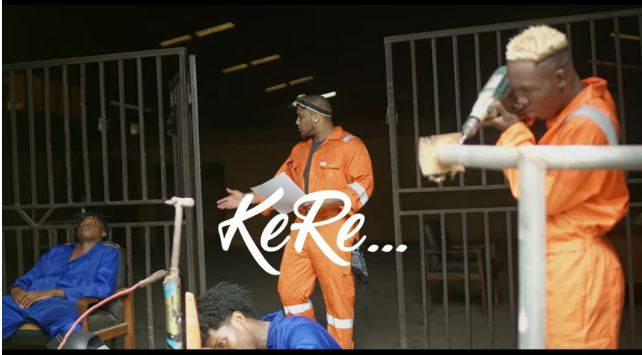 B-Red Drops 'Kere' Video