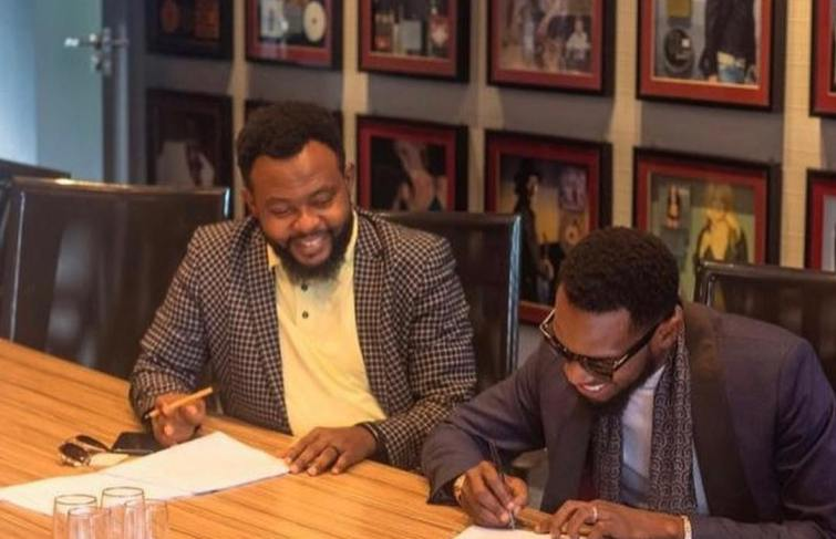 D'banj's DKM Records Teams Up With Sony Music Africa