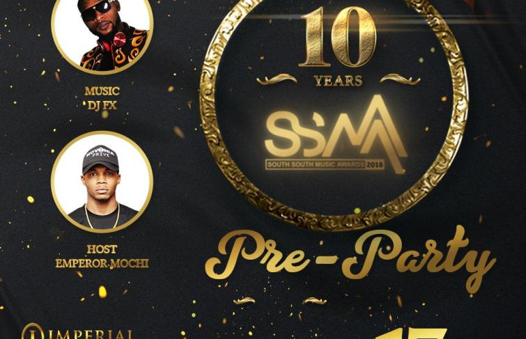 South South Music Awards Pre-Party On The 17th Of November